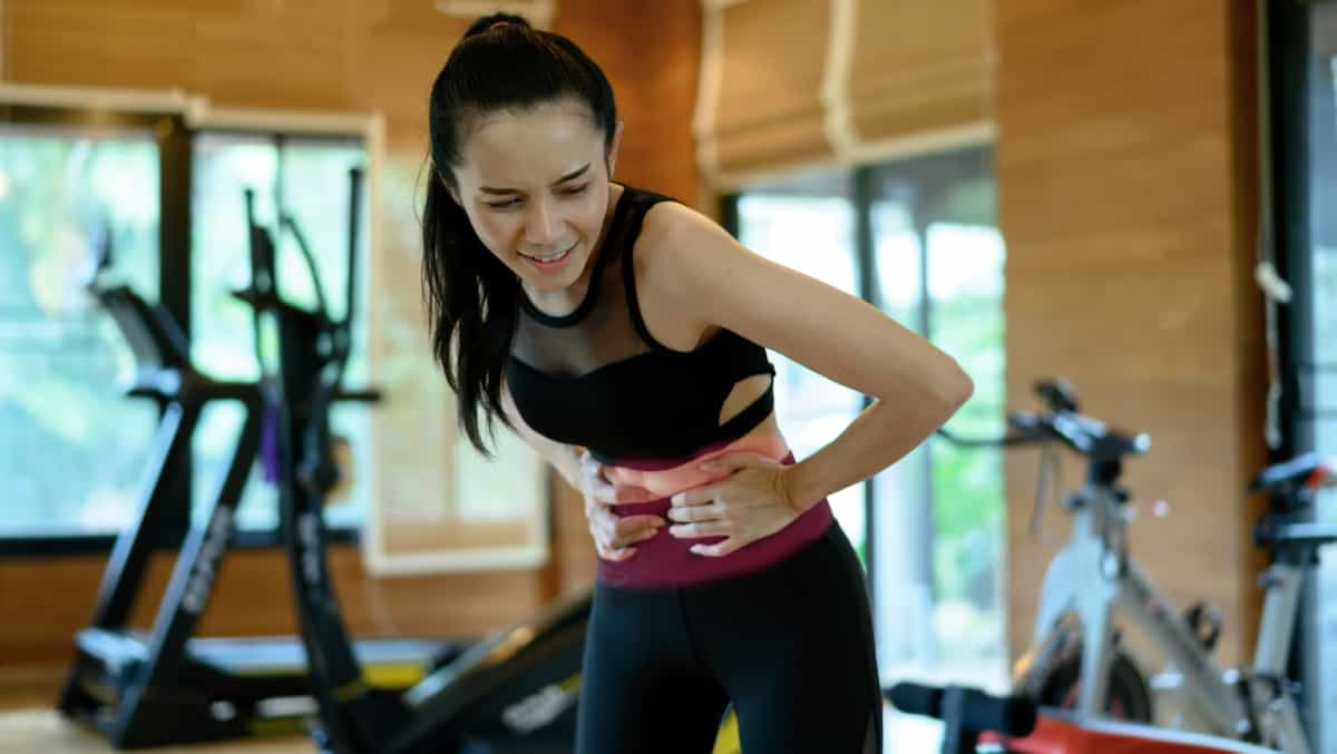 menstrual cycle on sports performance