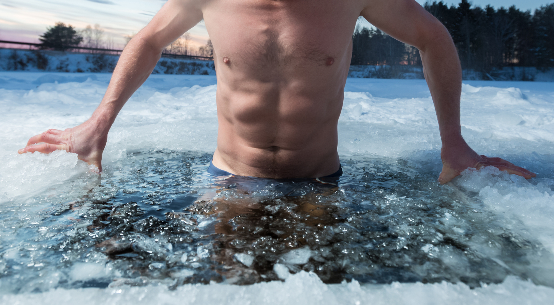 ice bath recovery